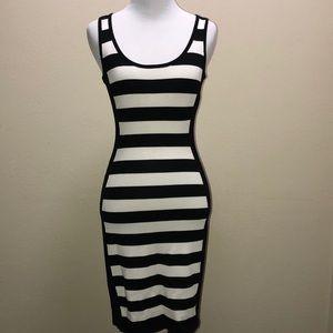 NWT Dynamite bodycon knit dress. Very stretchy.
